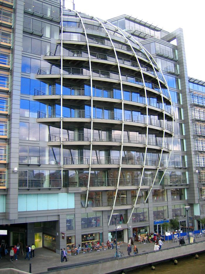 Architecrue optical illusions gallery modern for Modern building architecture design